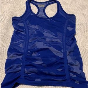 Athleta Ruched Tank